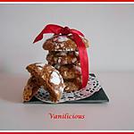 recette Biscuits craquelés au chocolat au lait