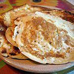 recette Perlounis ou mini crêpes- blinis sans gluten