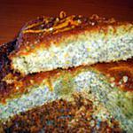 recette Gateau aux graines de pavot et à l'orange