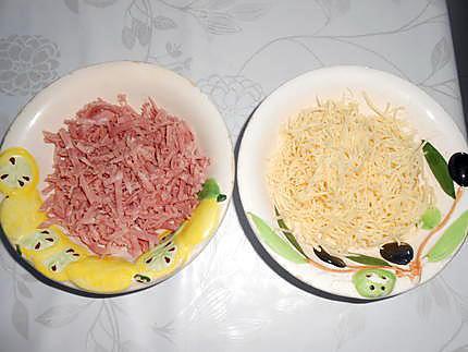 Omelette soufflée 430