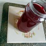 recette gelée de groseille