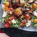 recette fleurs de courgettes farcies