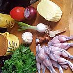 recette Cuisses de Grenouilles en Persillade
