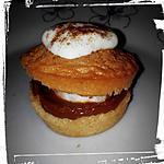 recette mini banoffees sponge cake