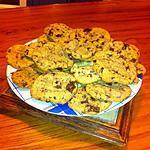 recette Cookies bien moelleux