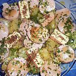 recette Salade a l alsacienne
