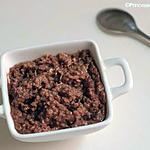 recette Quinoa chocolat
