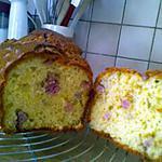 recette Cake au lardon