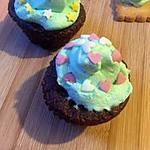 recette cupcake  chocolat