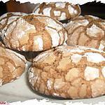 recette Ooo Biscuits éclatés au chocolat ooO