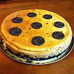 recette Cheesecake aux Oréo