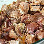 recette Marinade pour brochettes de porc
