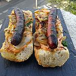 recette tartine marseille-alger