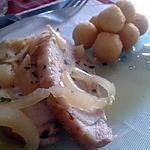 recette petit rôti de porc à la moutarde et au miel