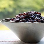 recette Haricots rouges confit