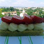 recette biscuit aux fraises