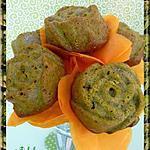 recette Bouquet de cakes vert Matcha