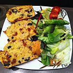 recette Cake au thon et aux tomates séchées