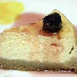 recette Cheesecake à l'accent du Québec