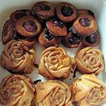 recette dessert  avec recettes de josette baysse et séverine  des foodies