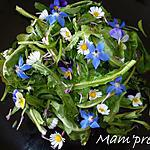 recette Salade champêtre