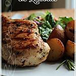 recette ~Marinade grecque pour poulet style Casa Grecque~