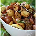 recette ~Duo de grelots aux fines herbes et ail~