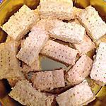 Biscuits écossais au beurre