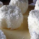 recette Oeufs à la neige ultra faciles à réaliser (recette Anne Sophie Pic)