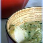 recette Curry de St-Jacques aux courgettes