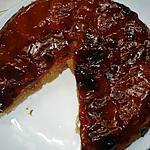 recette La tarte Tatin