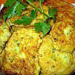recette Galettes de morue ( Pataniscas de Bacalhau(Recette Portugaise)