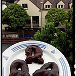 maxi bretzels chocolat amande à ma façon