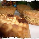 recette Ooo Moelleux noisettes/amandes et Muesli ethiquable ooO