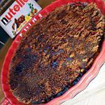 recette Créme brûlée nutellaté