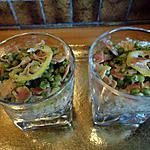 recette couscous frais petits pois jambon