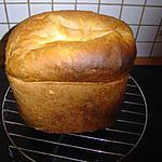 recette Brioche avec machine à pain