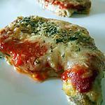 recette Côte de porc gratinée tomate & comté