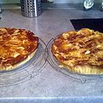 recette mes tartes aux pommes (avec ou sans cannelle)