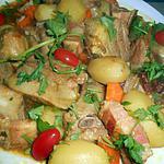 recette Ragout de porc a l ancienne