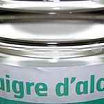 recette Vinaigre : encore un truc en image
