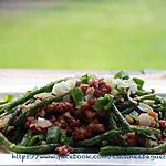 recette Haricot vert frit-sauté
