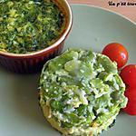 recette Clafoutis aux fèves au basilic