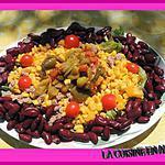 recette Salade mexicaine ou presque