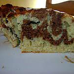 recette Marbré coco-choco