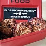 recette Les cookies d'Eryn revisités