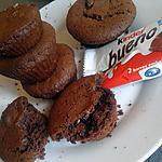 recette Gâteaux Kinder bueno Nutella