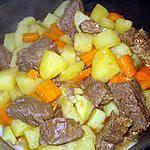 recette Boeuf  bourguignon à ma façon(facile)