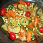 recette Ragout de coco de paimpol aux légumes