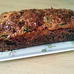 Cake jambon olives léger mais généreux ...